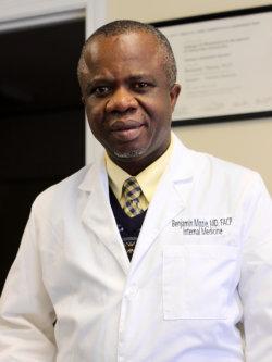 Dr. Benjamin Mozie